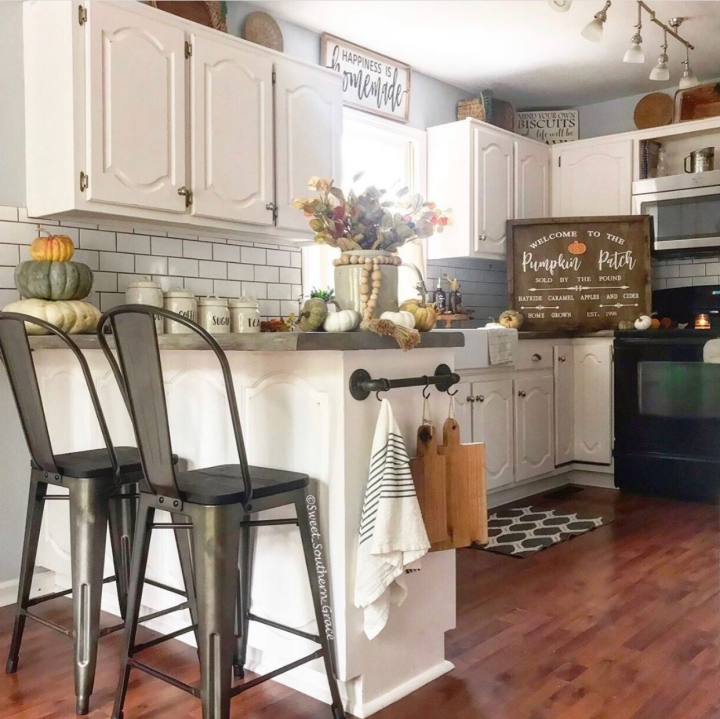 Budget Friendly Kitchen Renovation