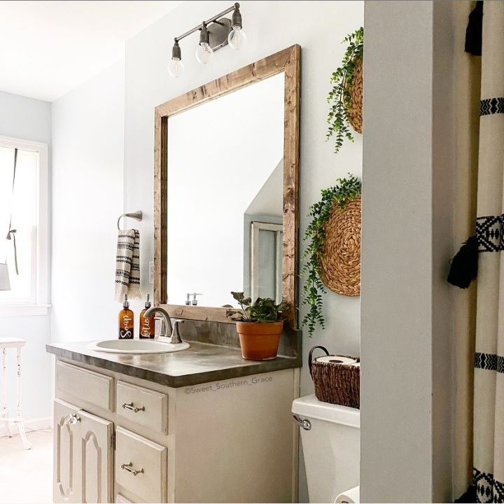 Updating your Bathroom on a Budget